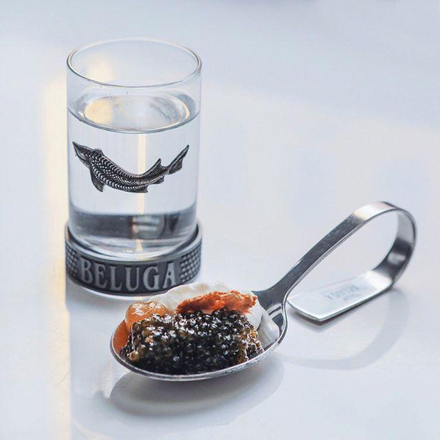 Vodka-caviar