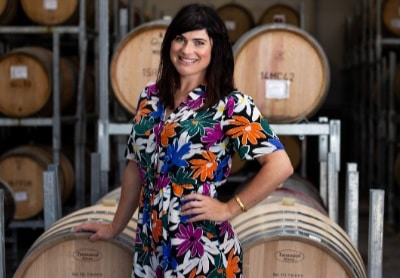 NATALIE CHRISTENSEN FROM THE WINE BOX