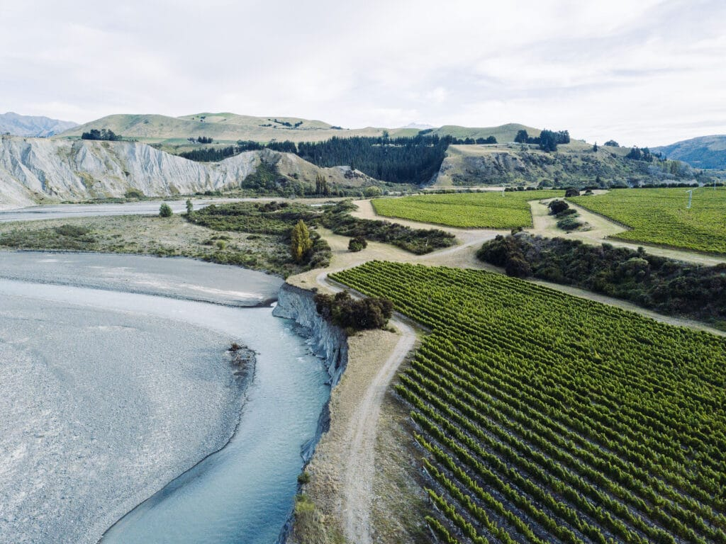 The Crossings 6 - Medway Vineyard, Awatere River