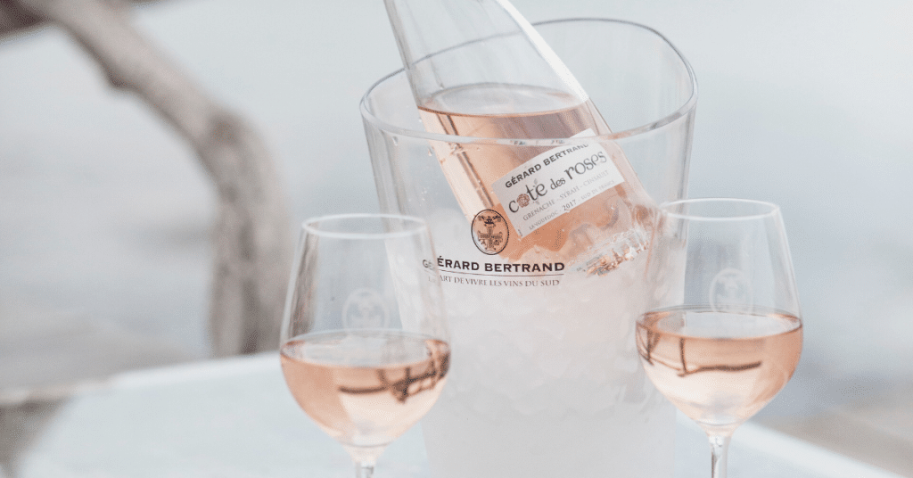 Cote des Roses Rosé from Gérard Bertrand is an absolute must-try